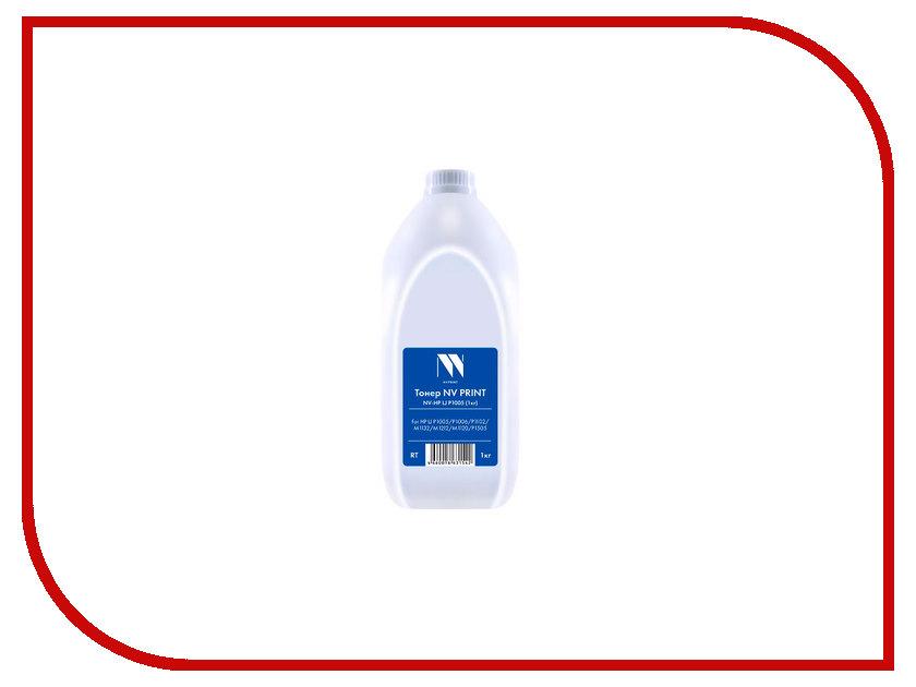 Тонер NV Print NV-HP LJ P1005 1кг для LJ P1005/1006/1102/M1132/1212/M125/127/201/225/MF211/212/216/217/226/229/MF4370/4370/LBP3010/3100/3250/6000/6020/6030/6200 картридж nv print для hp lj р3015 ce255x