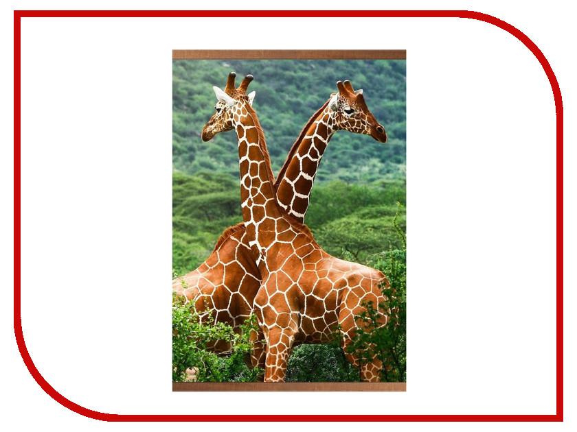 Обогреватель Самобранка Домашний очаг Жирафы желоб водосточный vinyl on пластиковый 3 м коричневый кофе