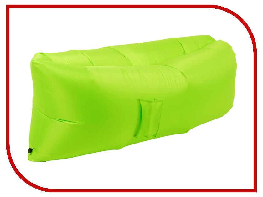 Надувной матрас Aerodivan Luminescent Light Green