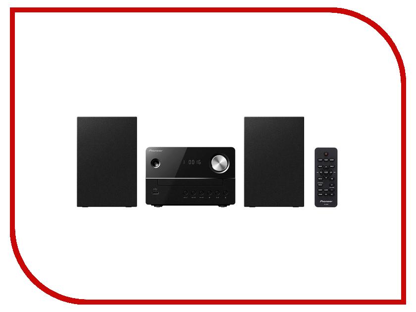 Минисистема Pioneer X-EM16-B аудио микросистема pioneer x hm16 b черный x hm16 b