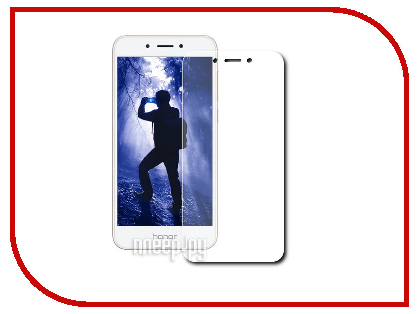 Аксессуар Защитное стекло Huawei Honor 6A Red Line Tempered Glass аксессуар чехол huawei honor 6a