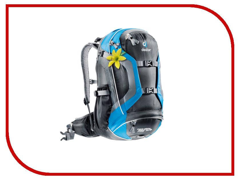 Велорюкзак Deuter 2015 Bike Trans Alpine Pro 24 SL Black-Turquoise 32253_7321
