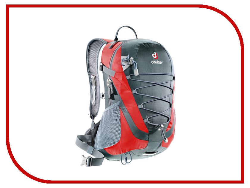 Велорюкзак Deuter 2017-18 Airlite 16 Granite-Fire 4420115_4560<br>