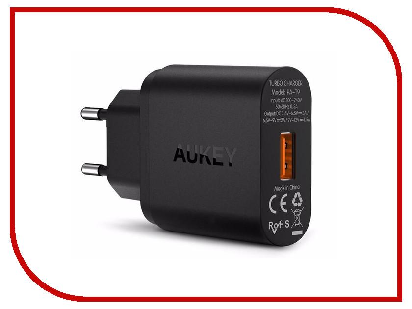 Зарядное устройство Aukey PA-T9 Black