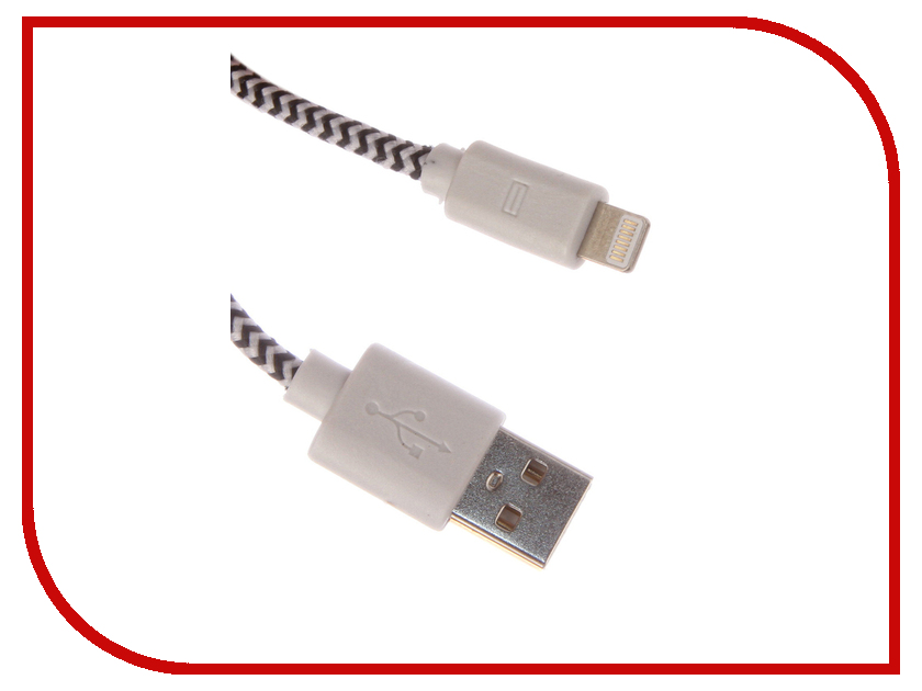 Аксессуар Exployd USB - Lightning 8pin 1m Black EX-K-204
