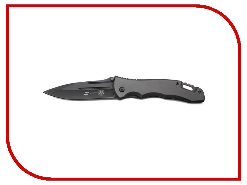 Нож Stinger FK-S044 Grey - длина лезвия 100мм нож stinger lk 3250bfl