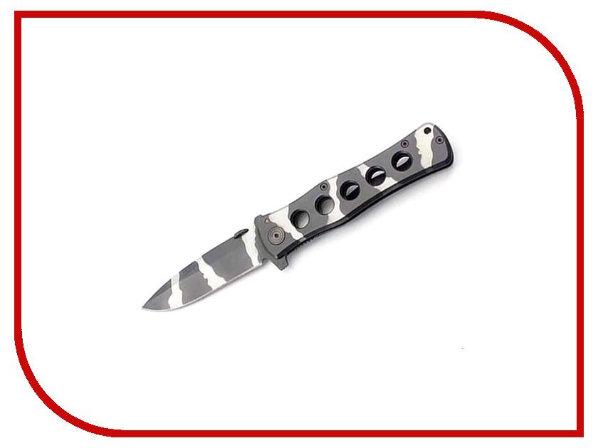 Нож Stinger FK-S026 Camouflage - длина лезвия 90мм нож stinger lk 3250bfl