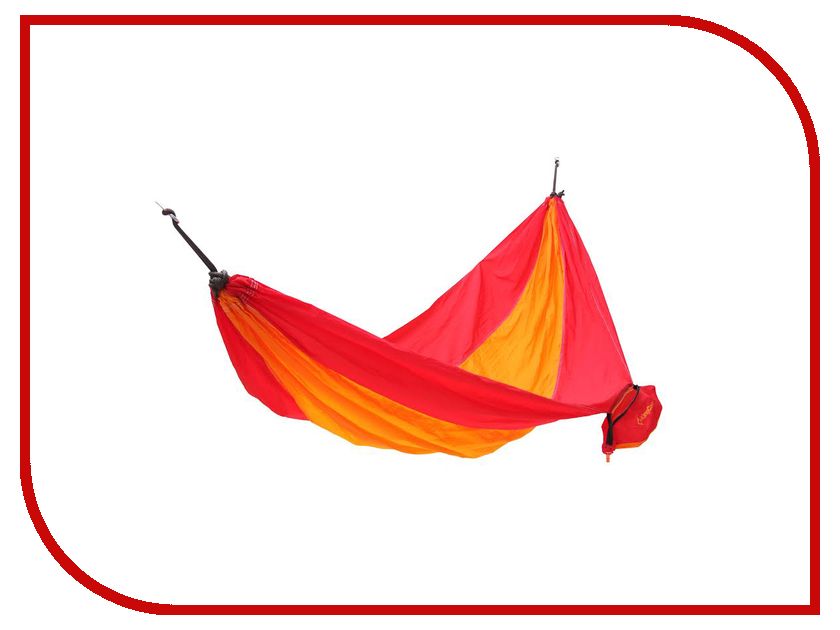 Гамак KingCamp Parachute Hammock Red-Yellow 3753