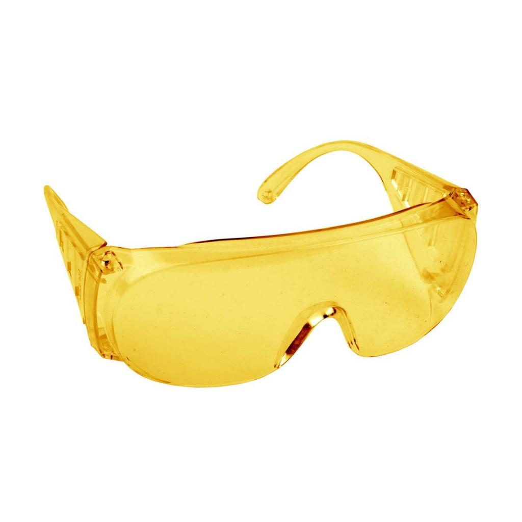 Очки защитные Dexx 11051 Yellow