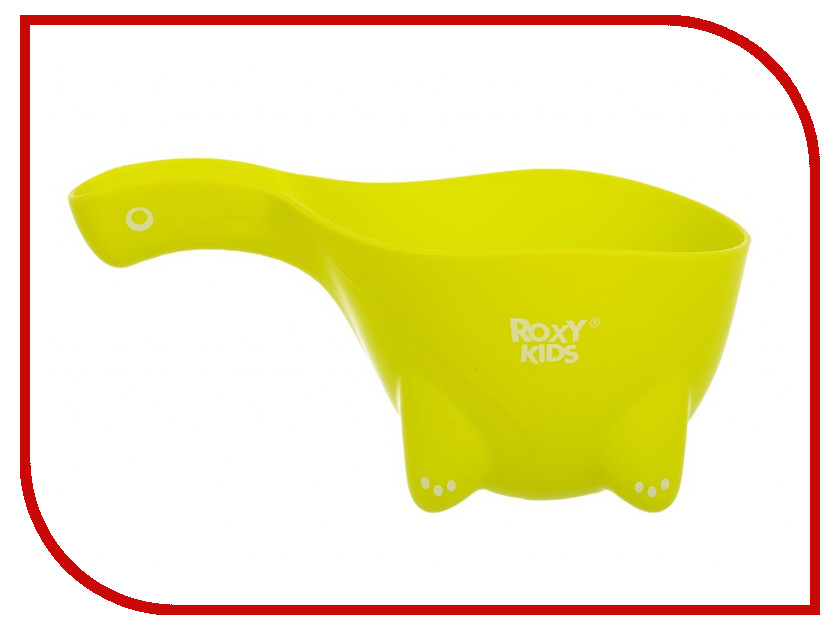 Ковшик Roxy-Kids Dino Safety Scoop Green RBS-003-GR