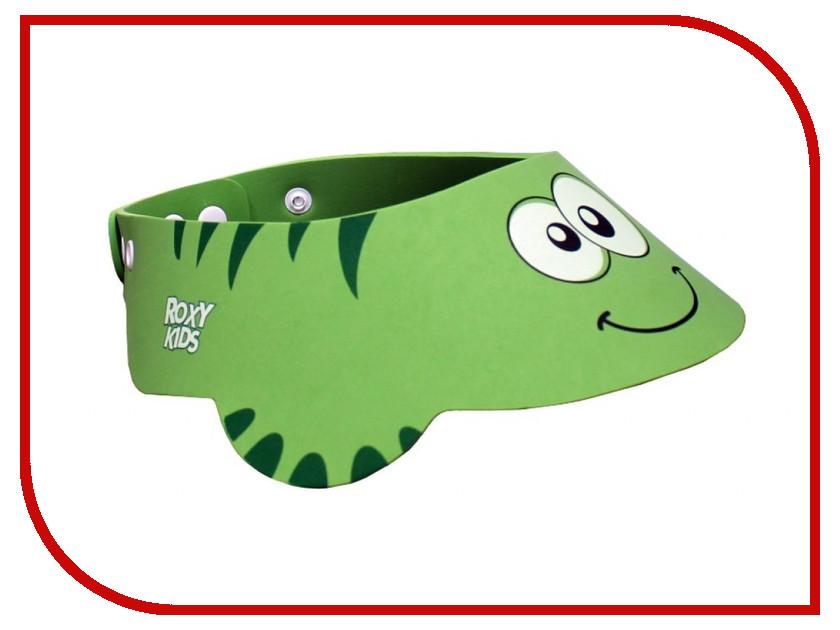 Козырек защитный для мытья головы Roxy-Kids RBC492 Green RBC-492-G roxy kids козырек защитный для мытья головы rbc 492 g зеленый от 6 месяцев до 3 лет