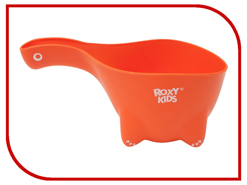 Ковшик Roxy-Kids Dino Scoop Orange RBS-002-R