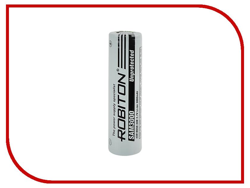 Аккумулятор Robiton SAM3000 3000mAh 13490 аксессуар аккумулятор robiton dect t160 3xaa