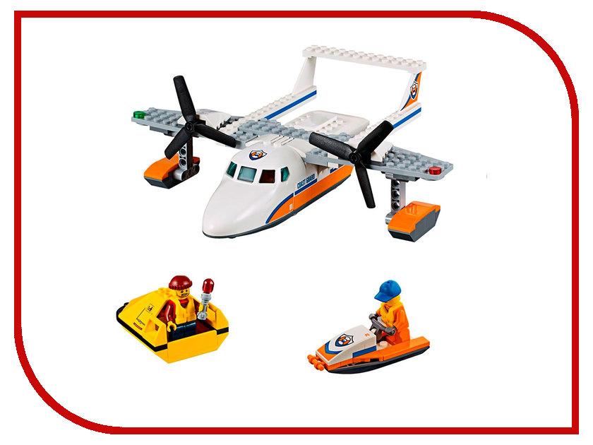 Конструктор Lego City Coast Guard Спасательный самолет береговой охраны 60164 кеды west coast