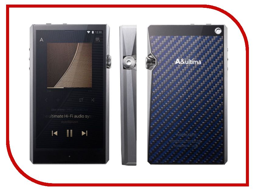 Плеер iRiver Astell&Kern SP1000 256Gb Stainless Steel