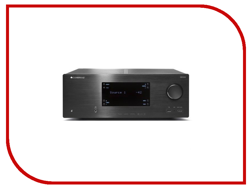 Ресивер Cambridge Audio CXR120 стереоусилитель cambridge audio cxa 80 cxn v2 silver