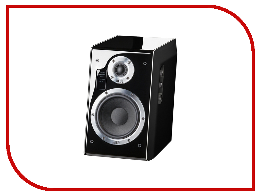 Колонки Heco Ascada 2.0 BTX Piano Black fostex th900 black наушники