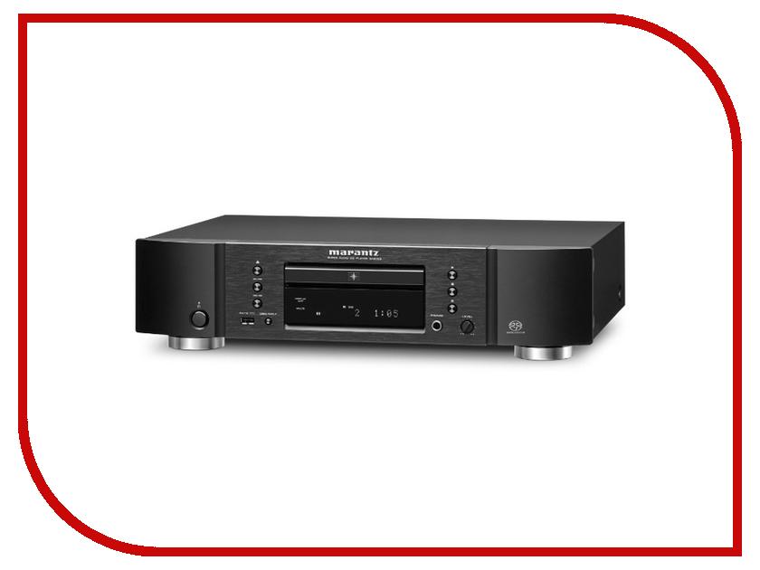 CD-проигрыватель Marantz SA8005 Black сетевой аудио проигрыватель marantz na8005 black