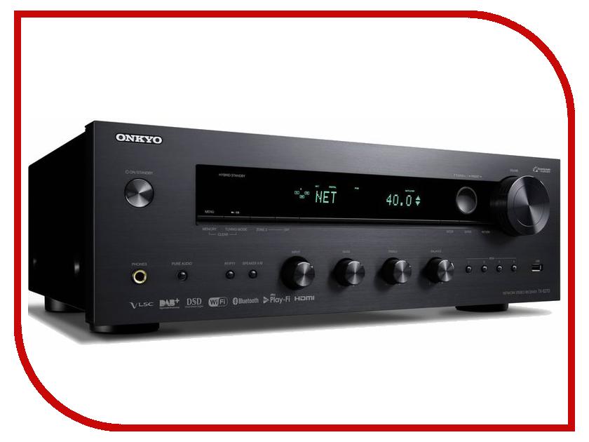 Ресивер Onkyo TX-8270 onkyo tx nr 555 black