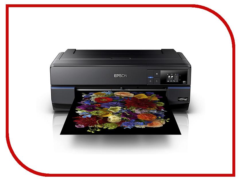 Принтер Epson SureColor SC-P800 принтер epson surecolor sc p9000 std c11ce40301a0