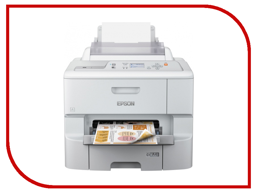 Принтер Epson WorkForce Pro WF-6090DW