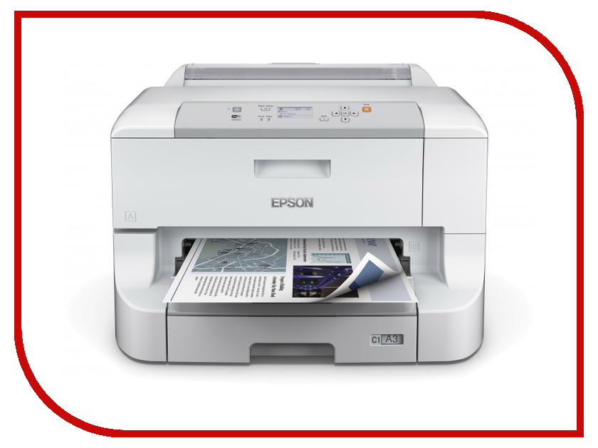 Принтер Epson WorkForce Pro WF-8090 DW
