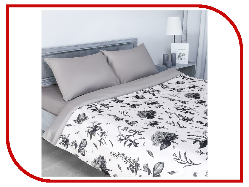 Постельное белье Этель Грация Комплект 2 спальный Мако-сатин 2346507