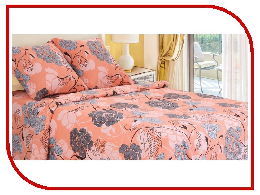 Постельное белье Этель Катарина Комплект 2 спальный Бязь 1613074 постельное белье гербарий бежевый gs бязь 2 спальный