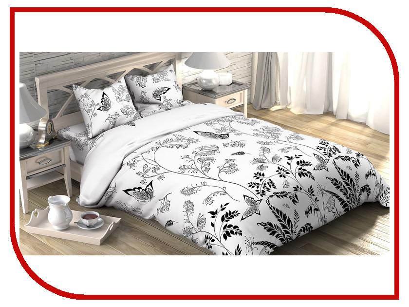 Постельное белье Этель Легкость ночи Комплект 2 спальный Бязь 1090406 постельное белье гербарий бежевый gs бязь 2 спальный