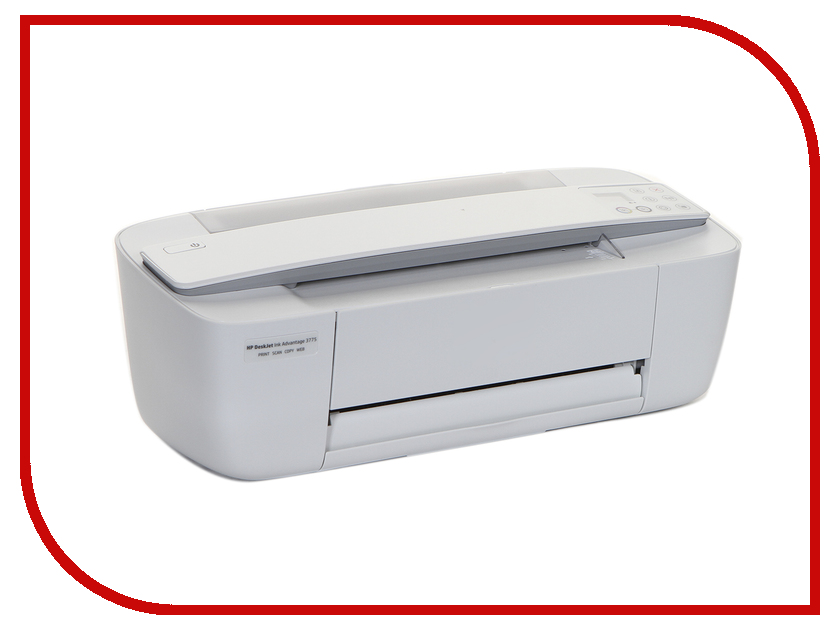 МФУ HP Deskjet Ink Advantage 3775 мфу hp deskjet gt 5810 x3b11a