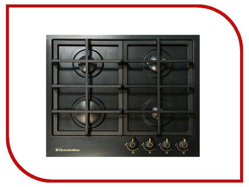 Варочная панель Electronicsdeluxe TG4 750231F -025 варочная поверхность electronicsdeluxe tg4 750231f 040 black