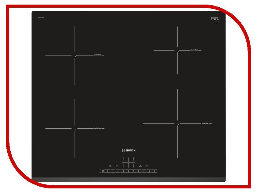 Варочная панель Bosch PIE631FB1E цена и фото