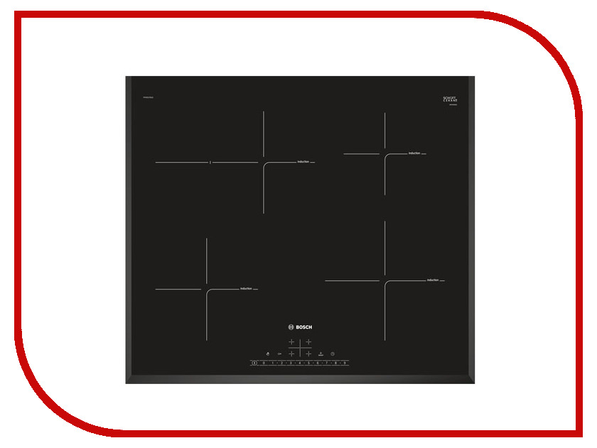 Варочная панель Bosch PIF651FB1E варочная панель индукционная bosch pif651fb1e