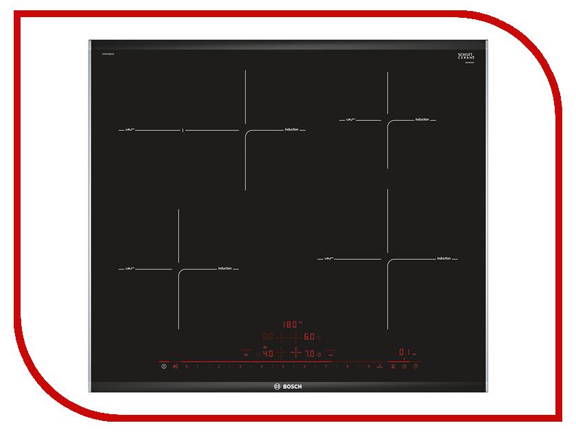 Варочная панель Bosch PIF675DE1E bosch pxe 675 dc 1e