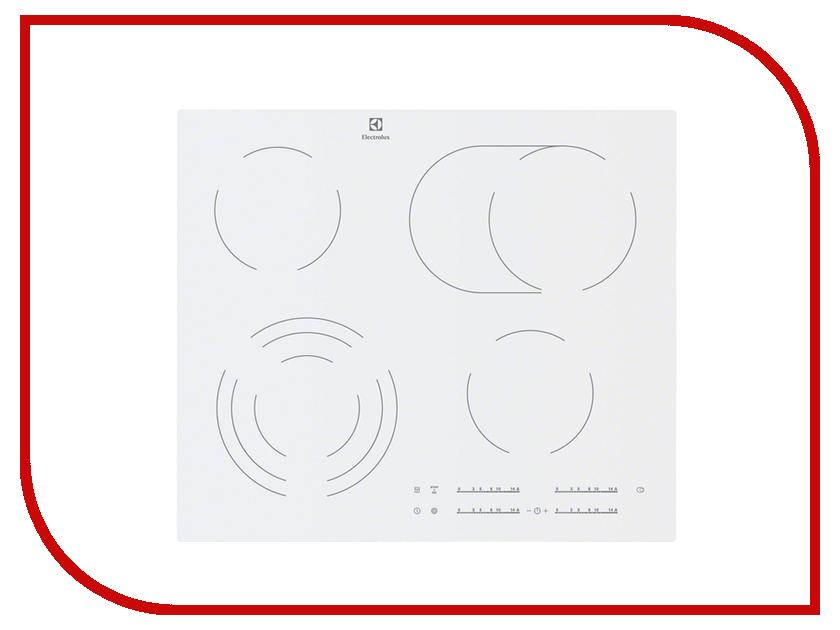Варочная панель Electrolux EHF96547SW варочная панель electrolux gee263fb