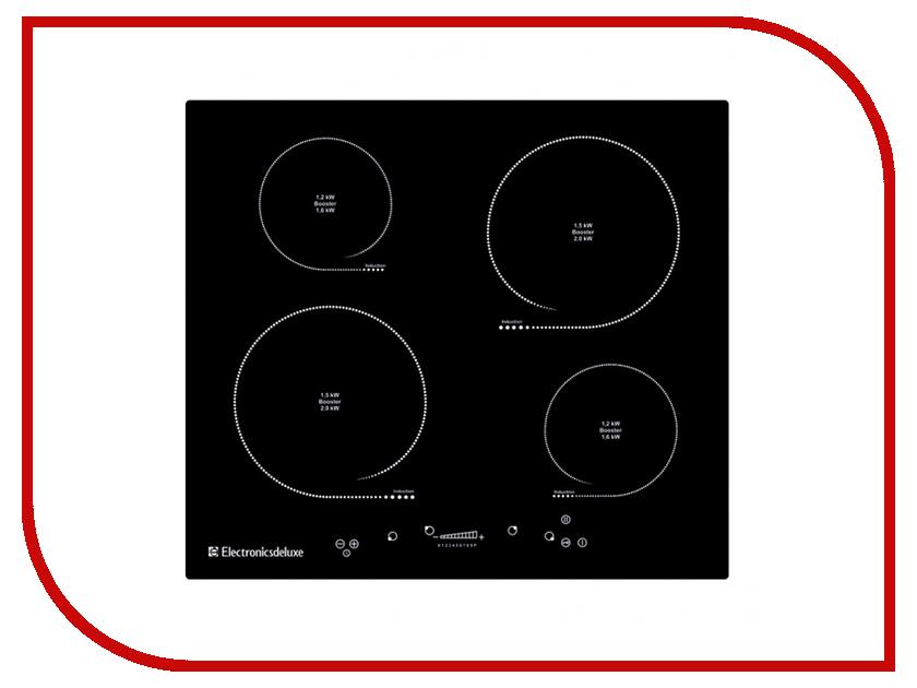 Варочная панель Electronicsdeluxe 605304.01 ЭВИ эви немет гарт снайдер трент хейн бэн уэйли unix и linux руководство системного администратора