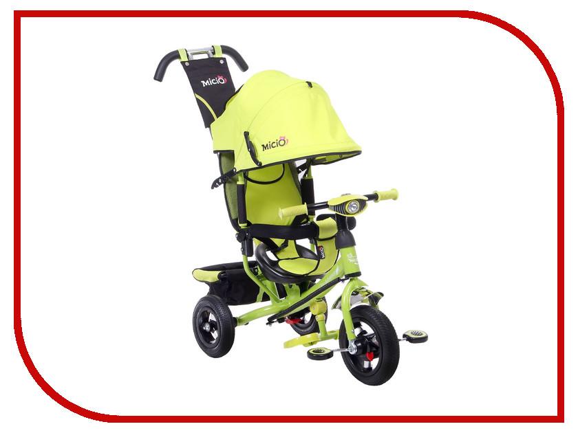 Коляска-велосипед Micio City Advance 2017 Light Green 1679415 коляска велосипед micio compact 2017 lime green 1679426