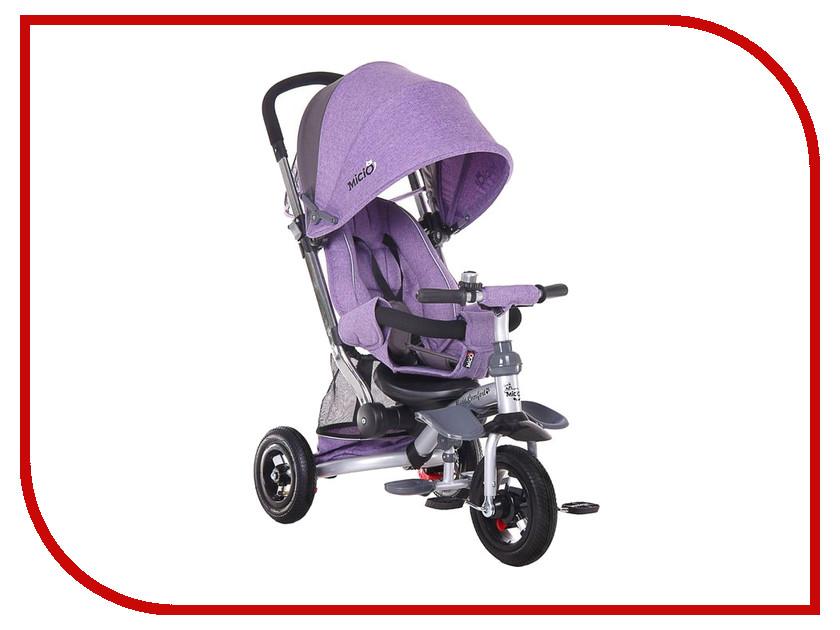 Коляска-велосипед Micio Comfort 2017 Lilac 1679424