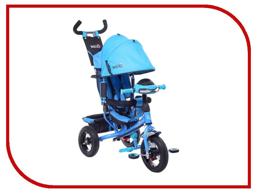 Коляска-велосипед Micio City Premium 2017 Blue 1679418