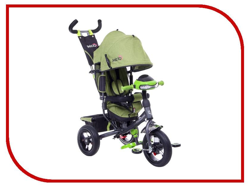 Коляска-велосипед Micio City Premium 2017 Green 1679420