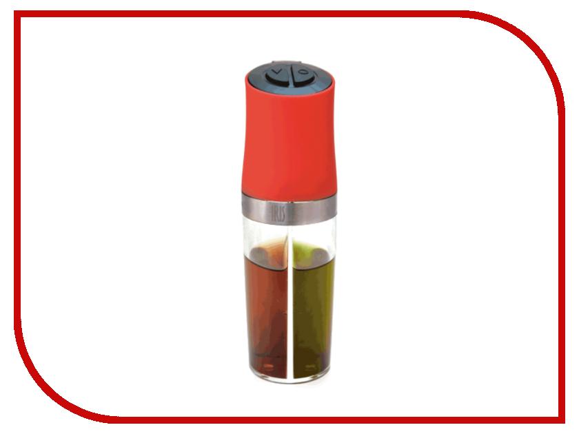 Фото Диспенсер для масла и уксуса Iris 2-в-1 I3067-PR Red