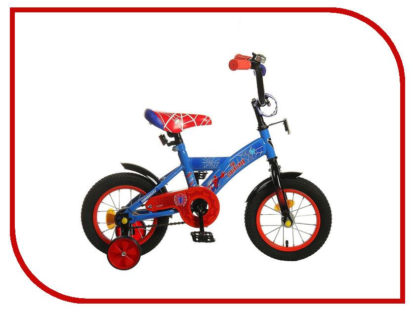 Велосипед GRAFFITI Человек паук Blue 1223794 1282262 graffiti