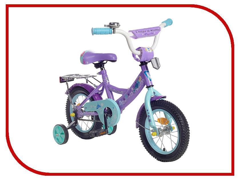 Велосипед GRAFFITI Холодное Сердце Purple 1223806 1282262 graffiti