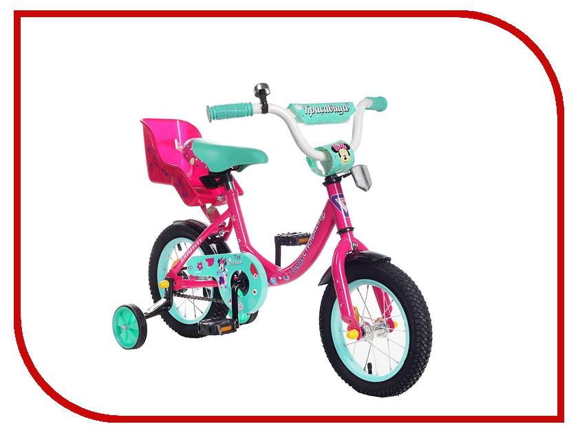 Велосипед GRAFFITI Минни Маус Pink 1223798