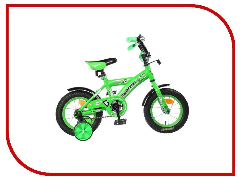 Велосипед GRAFFITI Storman RUS 2017 Green 1806726 1282262 graffiti