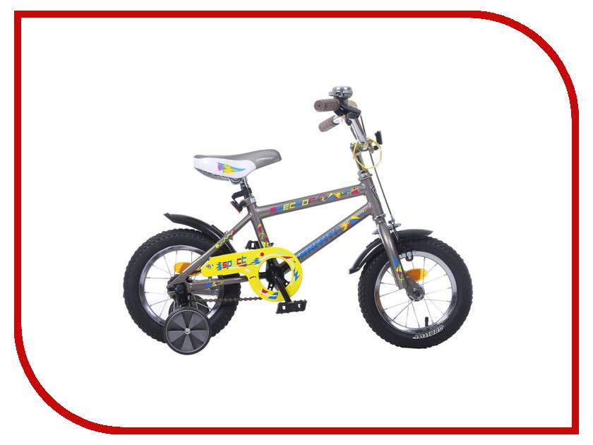 Велосипед GRAFFITI Spector 2017 Grey 1723787