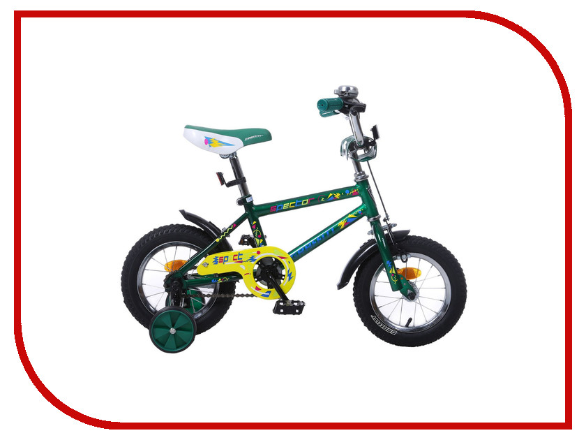 Велосипед GRAFFITI Spector 2017 Green 1723792