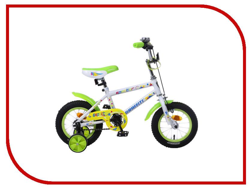 Велосипед GRAFFITI Spector 2017 White 1723777