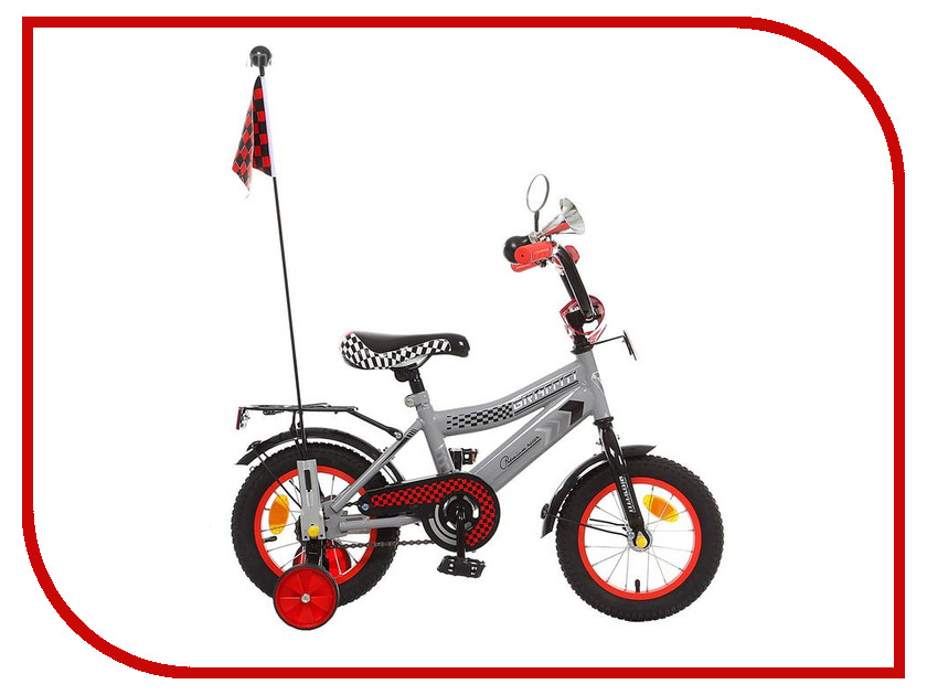 Велосипед GRAFFITI Premium Racer 2016 Grey 1223807 1282262 graffiti