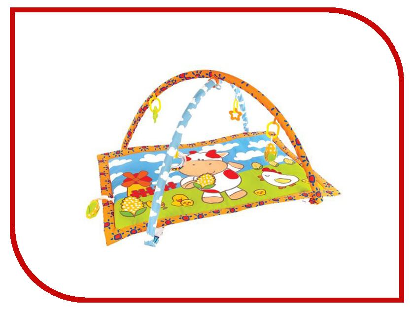 Развивающий коврик Жирафики Коровка Муу и кукурузка 939350